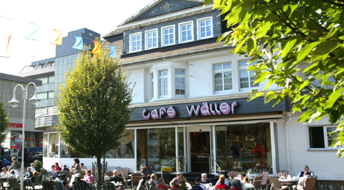 Cafe Wäller - Bad Marienberg